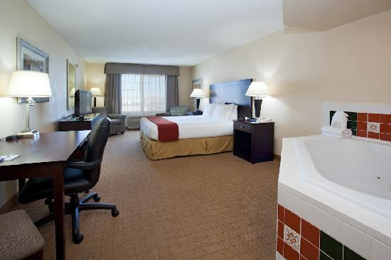 Holiday Inn Express Hotel & Suites: Denver Tech Center: Jacuzzi Suites