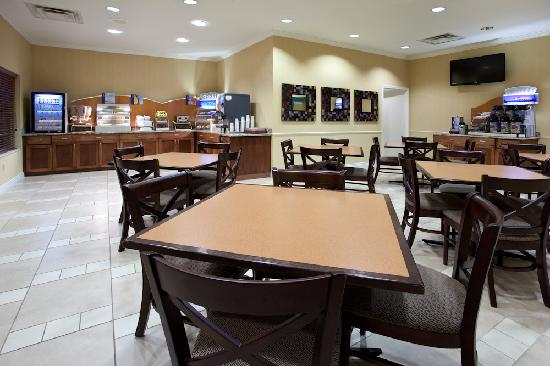 Holiday Inn Express Hotel & Suites: Denver Tech Center: Breakfast Bar