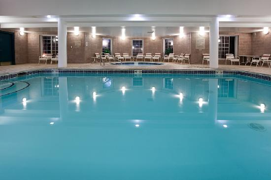 ‪‪Holiday Inn Express Hotel & Suitees: Denver Tech Center‬: Indoor Pool‬