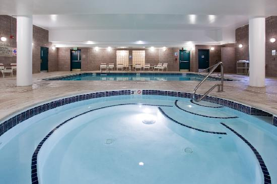 Holiday Inn Express Hotel & Suites: Denver Tech Center : Spa