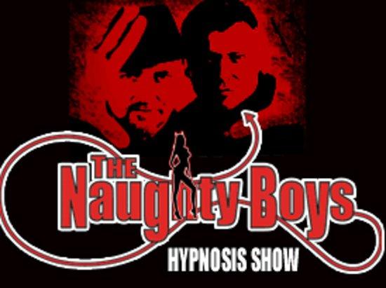 Naughty Boys Hypnosis Show