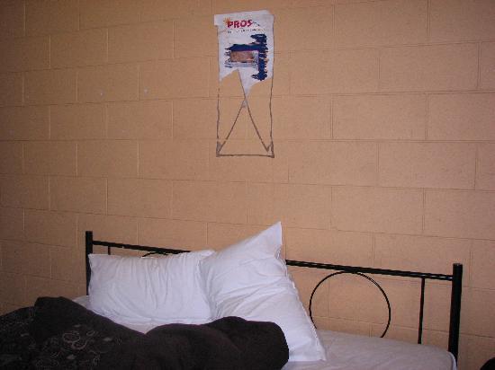 نومادز كيرنز: habitación