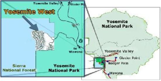 Yosemite National Park: Yosemite West - TripAdvisor