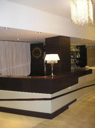 Argentina Hotel: reception
