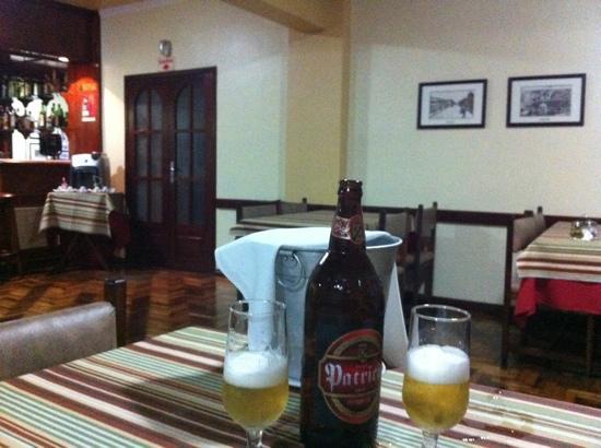 cerveja Patricia do Uruguai em Pelotas