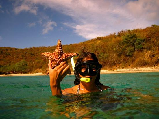 Kayaking Puerto Rico: estrellas