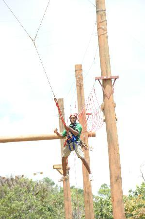 Kila Eco Adventure Park: Giant Swing