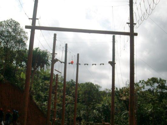 Kila Eco Adventure Park: High Ropes Course