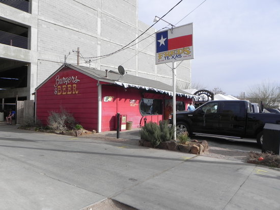 Fred 39 s texas cafe picture of fred 39 s cafe fort worth for Fred s fish fry