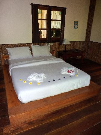 Chunut House: chambre