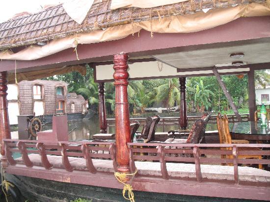 Aagaman Inn Homestay: Mr Pradeep's Houseboat