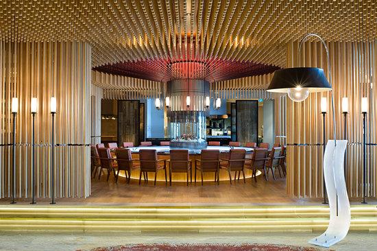 دابليو سيول والكرهيل: Namu - Restaurant