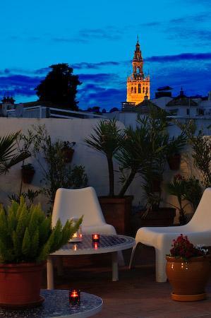 Hotel un Patio en Santa Cruz: GIRALDA