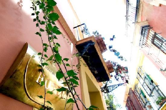 Hotel un Patio en Santa Cruz: HOTEL