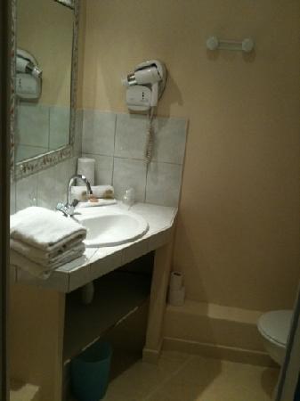 Hotel Arlequin : bagno