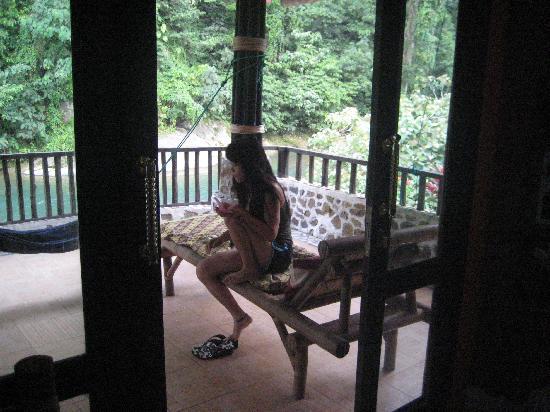 Jungle Tribe: sweet accomm