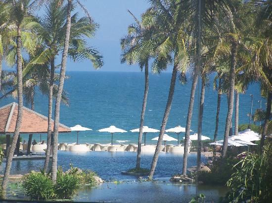 Anantara Mui Ne Resort: View from breakfast table