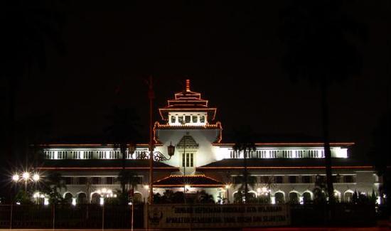 Bandung, Indonesia: Gedung sate