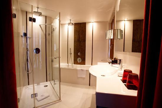 Hotel Edouard 7: Salle de bain Hôtel Edouard 7