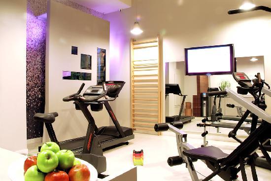 Bel Ami Hotel: Fitness Center hôtel Bel Ami