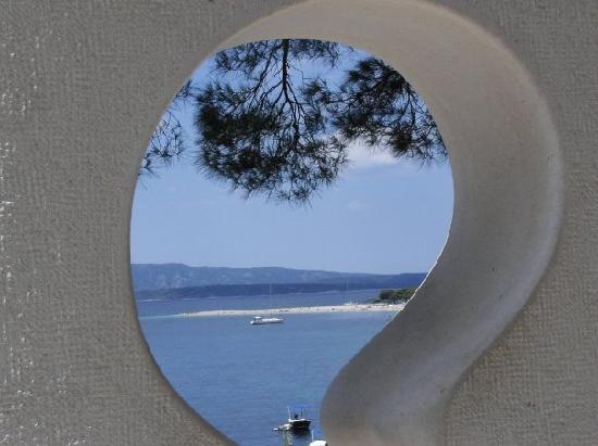 The Quaich - 3 stone villa cottages and pool: Bol (Brac)