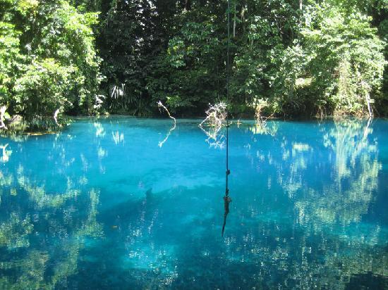 Espiritu Santo, Vanuatu: Riri Riri Blue Hole