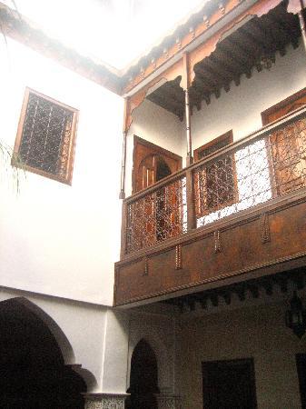 Riad Morgane : 1er étage