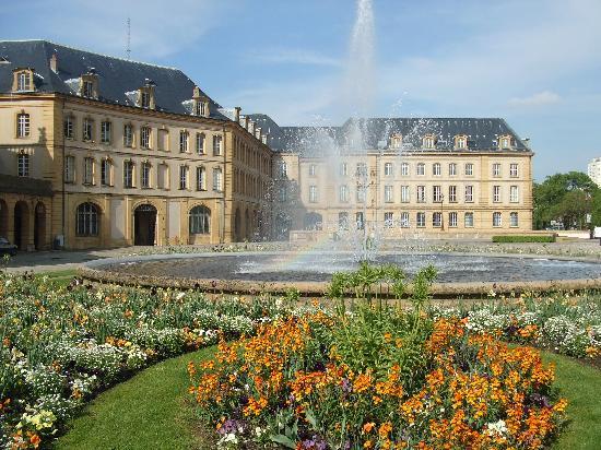 Place De La Com U00e9die - Photo De Metz  Moselle