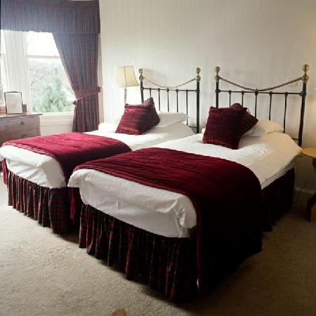 The Chestnuts Hotel: One of the lovely bedrooms