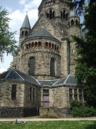 Метц, Франция: le temple de Metz