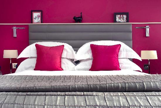 Jesmond Dene House: Bedroom