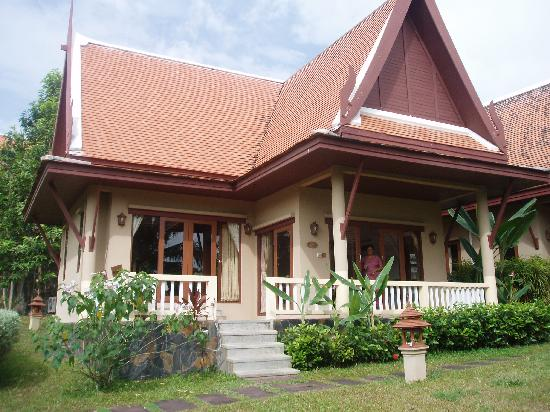 Banburee Resort & Spa: our villa