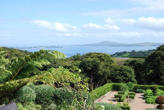 Waiheke Island, New Zealand: View at Mudbrick