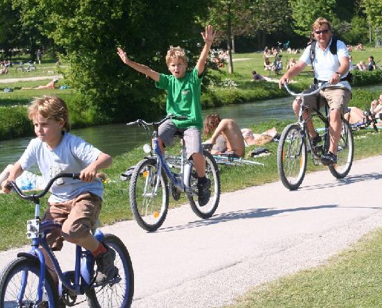Tripadvisor Munich Bike Tour