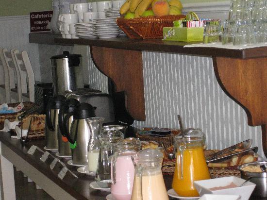 Ayres Hotel: Breakfast