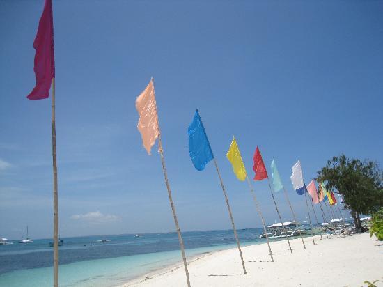 Malapascua Legend : Flags