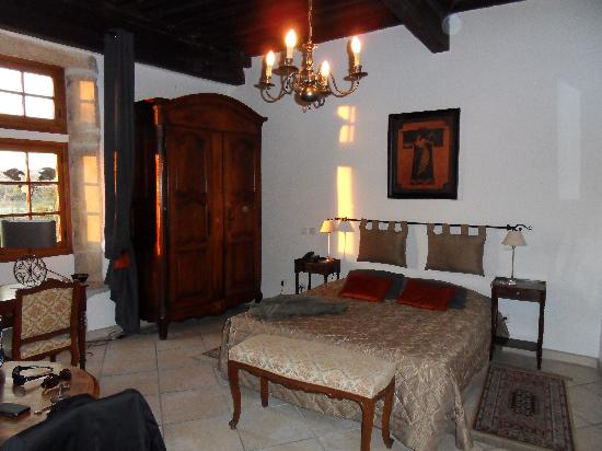 La Capitelle Hotel : chambre 17