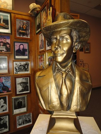 Montgomery, AL: Hank Williams Museum