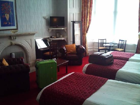 Ambassador Hotel: spacious