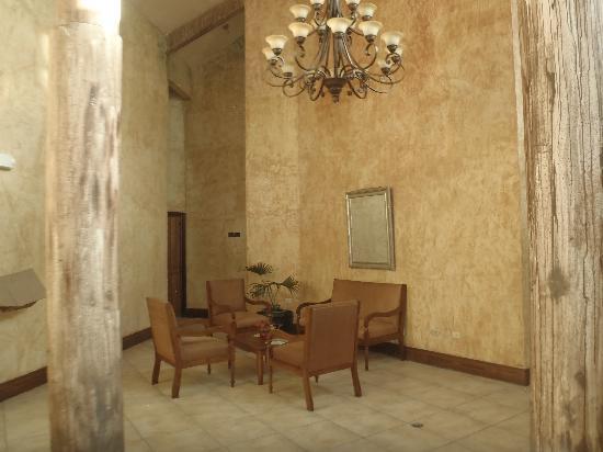 Hacienda El Jibarito : sitting area