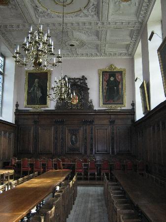 Clare College: Der Großen Halle