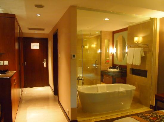 Crowne Plaza West Hanoi: look at that toilet!