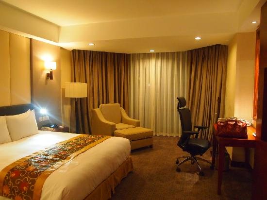 Crowne Plaza West Hanoi : spacious