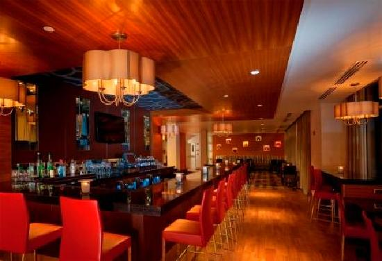 Hanover, Nueva Hampshire: Bistro at Six - Lounge