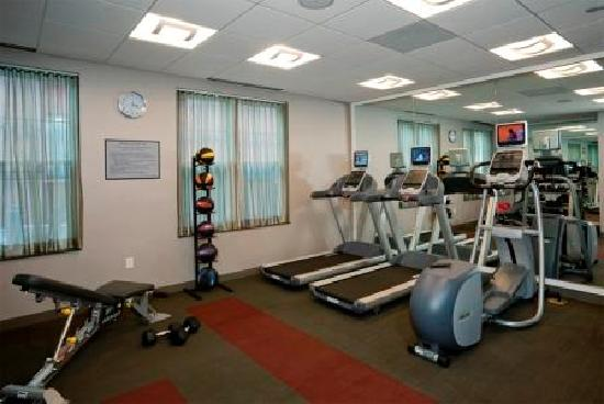 Six South St Hotel: Fitness Area