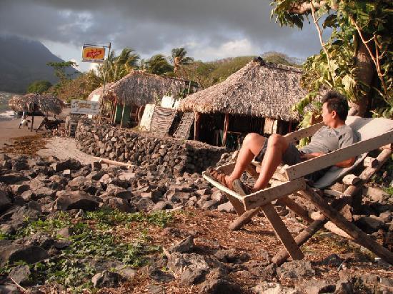 Finca Santo Domingo: Playa