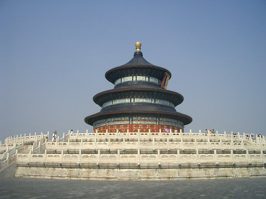 Peking, China: Tempio del Cielo