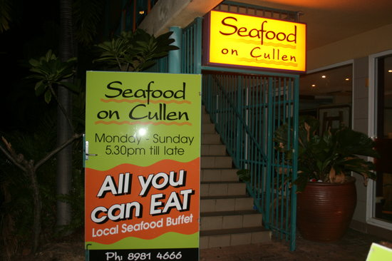 Seafood On Cullen