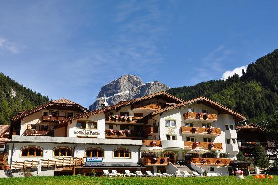 Hotel La Perla Wellness & Beauty: Hotel La Perla