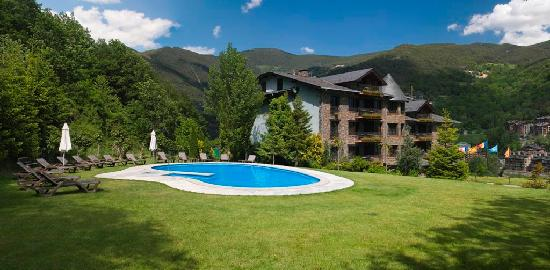 Abba Xalet Suites Hotel: Hotel verano